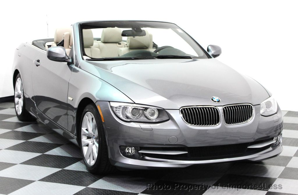 2013 BMW 3 Series CERTIFIED 328i CONVERTIBLE NAVIGATION - 16212542 - 15