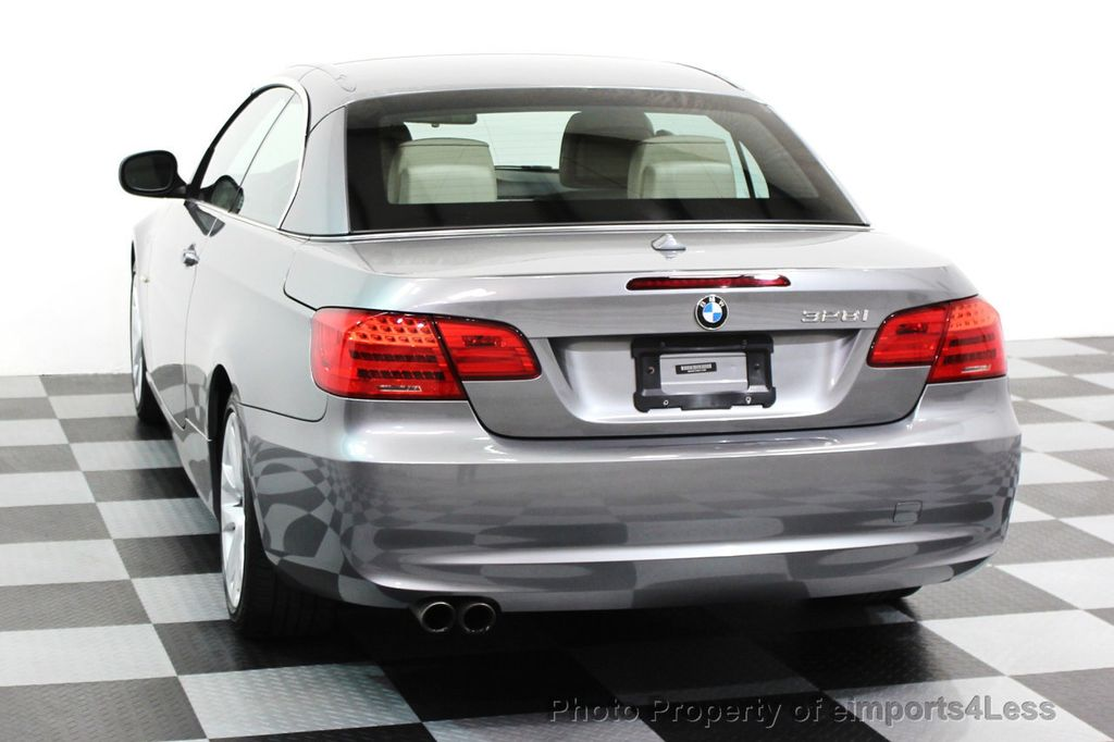 2013 BMW 3 Series CERTIFIED 328i CONVERTIBLE NAVIGATION - 16212542 - 18