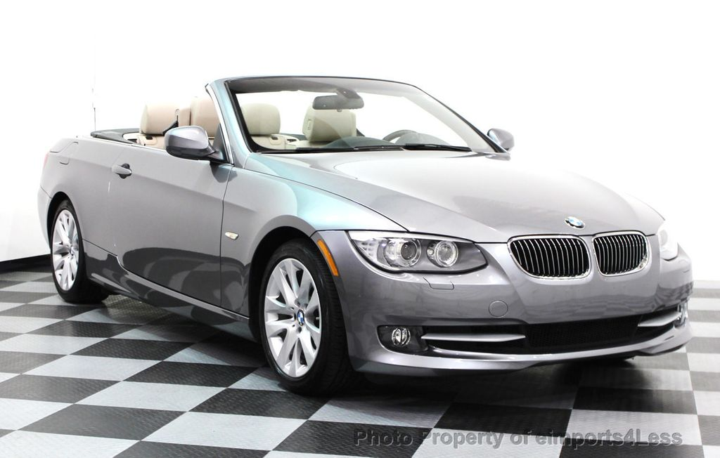 2013 BMW 3 Series CERTIFIED 328i CONVERTIBLE NAVIGATION - 16212542 - 1