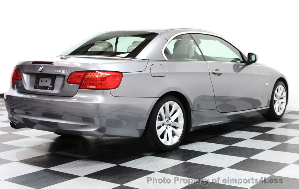 2013 BMW 3 Series CERTIFIED 328i CONVERTIBLE NAVIGATION - 16212542 - 20
