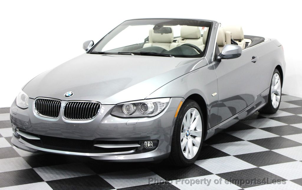 2013 BMW 3 Series CERTIFIED 328i CONVERTIBLE NAVIGATION - 16212542 - 24