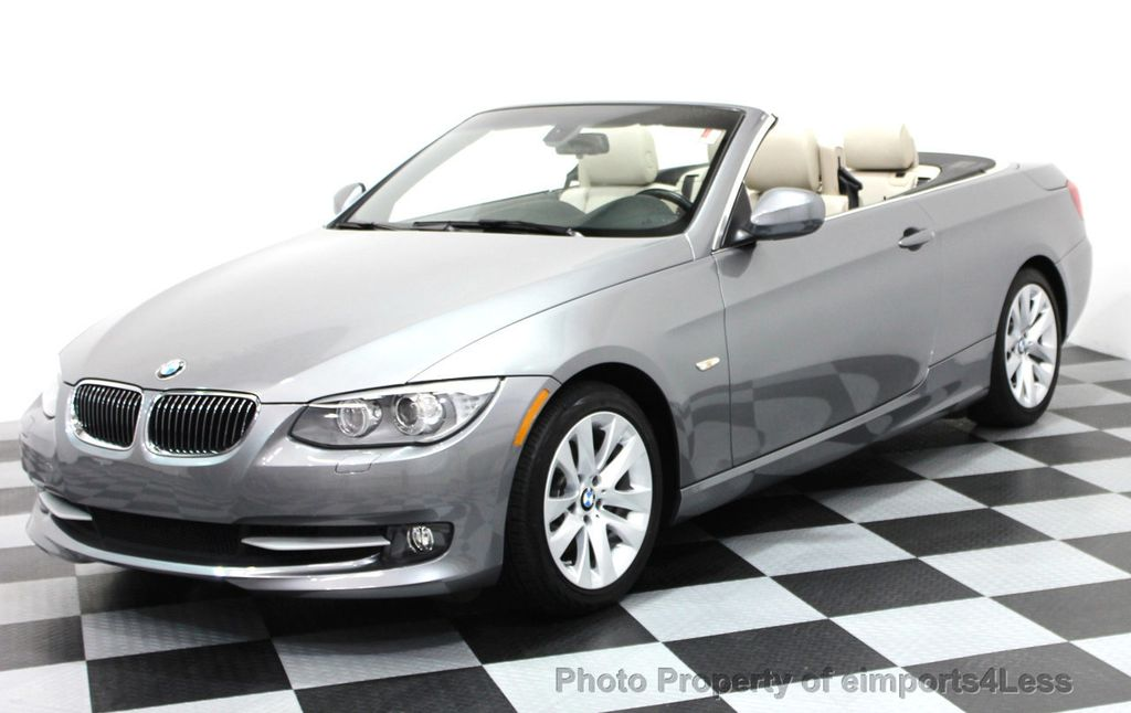2013 BMW 3 Series CERTIFIED 328i CONVERTIBLE NAVIGATION - 16212542 - 25