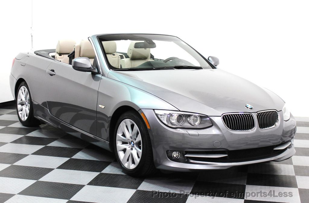 2013 BMW 3 Series CERTIFIED 328i CONVERTIBLE NAVIGATION - 16212542 - 26