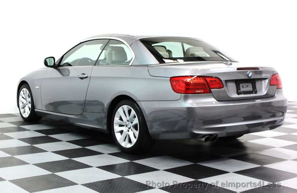 2013 BMW 3 Series CERTIFIED 328i CONVERTIBLE NAVIGATION - 16212542 - 27