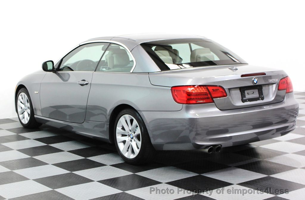 2013 BMW 3 Series CERTIFIED 328i CONVERTIBLE NAVIGATION - 16212542 - 2