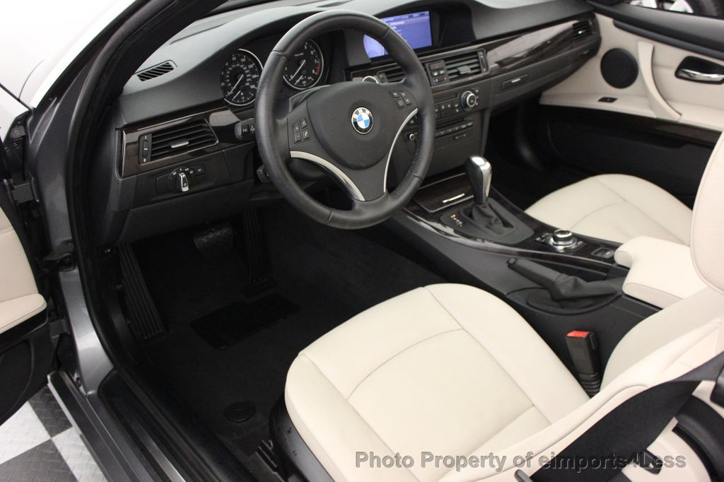 2013 BMW 3 Series CERTIFIED 328i CONVERTIBLE NAVIGATION - 16212542 - 36
