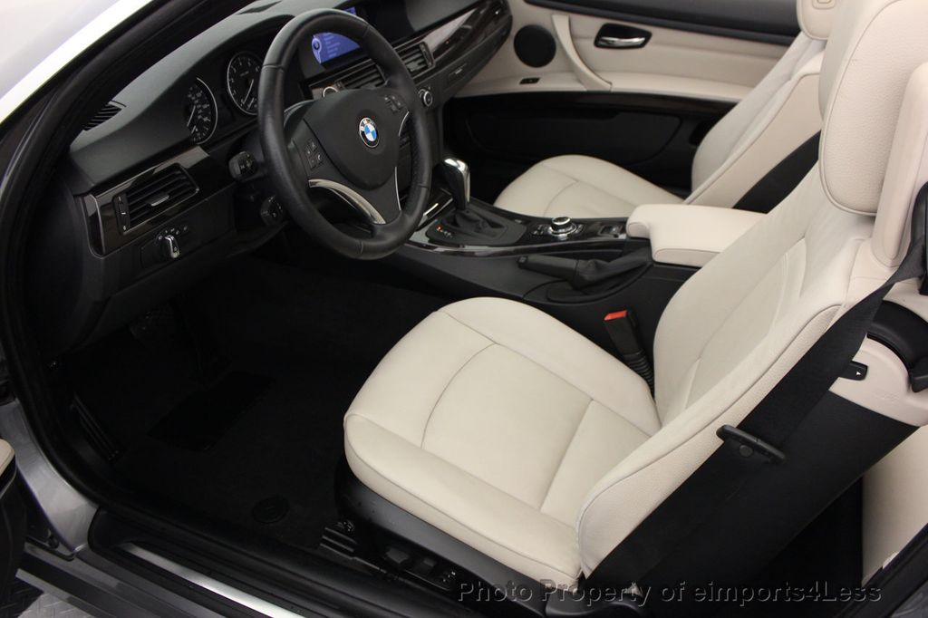 2013 BMW 3 Series CERTIFIED 328i CONVERTIBLE NAVIGATION - 16212542 - 39