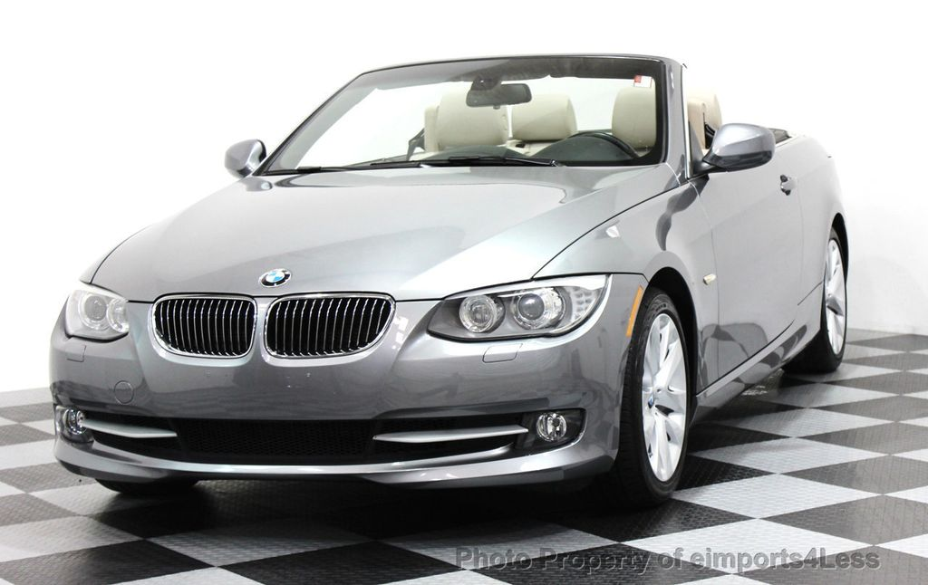 2013 BMW 3 Series CERTIFIED 328i CONVERTIBLE NAVIGATION - 16212542 - 56