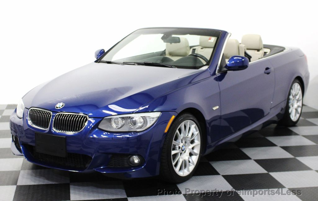 Used BMW Series CERTIFIED I M SPORT CONVERTIBLE - 2013 bmw 328i convertible