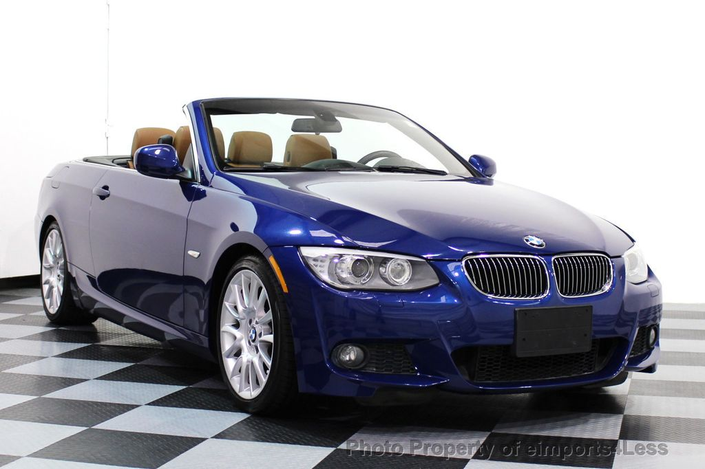 BMW 328I Convertible >> 2013 Used Bmw 3 Series Certified 328i M Sport Convertible Navigation At Eimports4less Serving Doylestown Bucks County Pa Iid 15700830