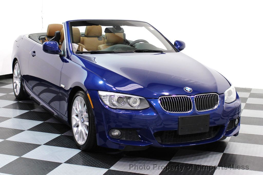 Used BMW Series CERTIFIED I M SPORT CONVERTIBLE - 2012 bmw 328i convertible
