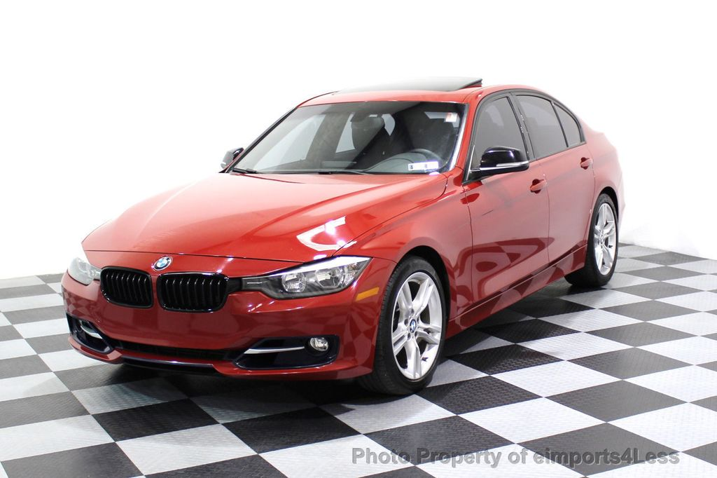 2013 BMW 3 Series CERTIFIED 328i SPORT LINE NAVIGATION - 17537737 - 0