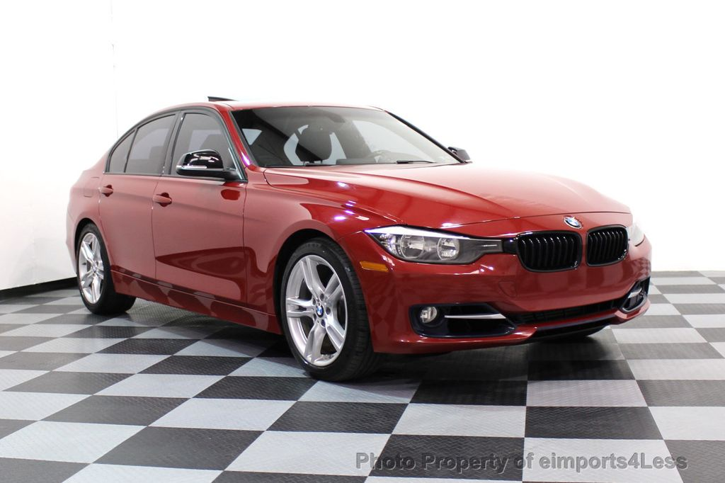 2013 BMW 3 Series CERTIFIED 328i SPORT LINE NAVIGATION - 17537737 - 14