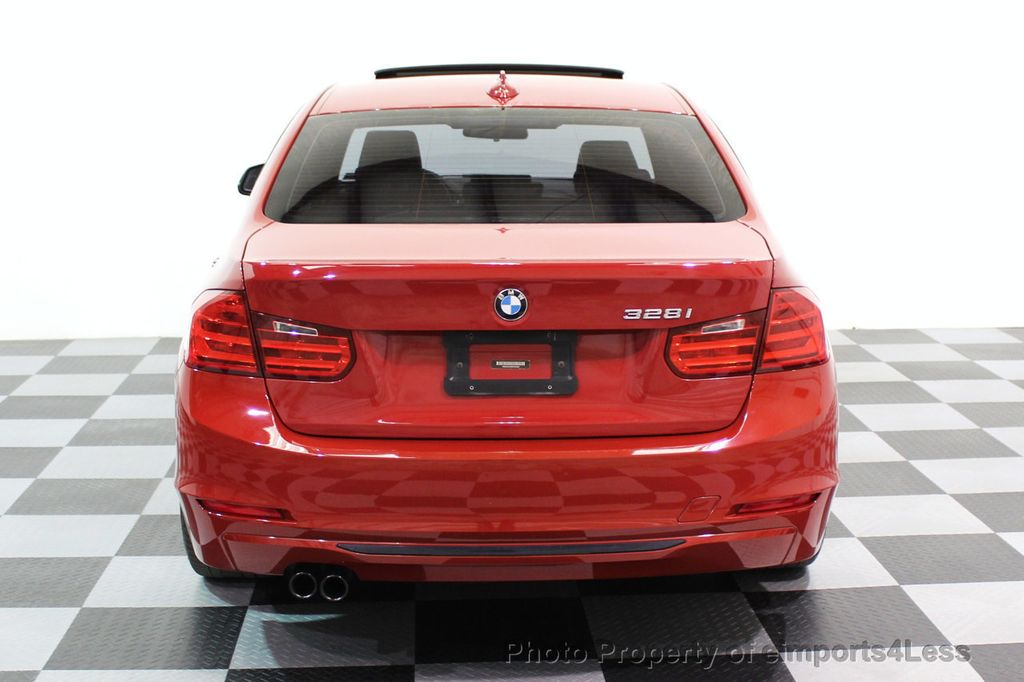 2013 BMW 3 Series CERTIFIED 328i SPORT LINE NAVIGATION - 17537737 - 16