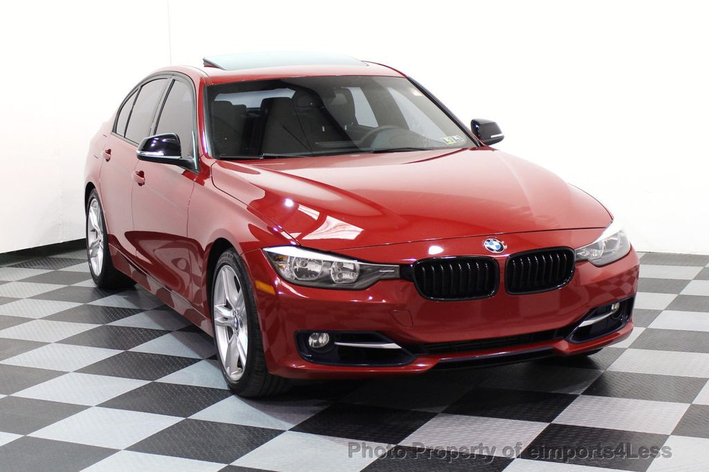 2013 BMW 3 Series CERTIFIED 328i SPORT LINE NAVIGATION - 17537737 - 1