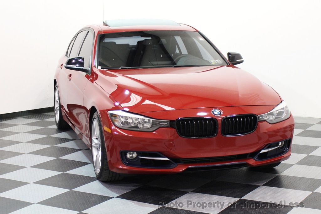 2013 BMW 3 Series CERTIFIED 328i SPORT LINE NAVIGATION - 17537737 - 28