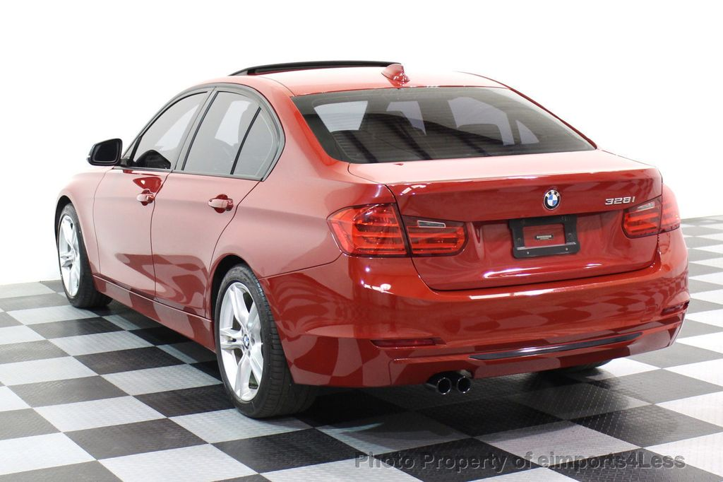 2013 BMW 3 Series CERTIFIED 328i SPORT LINE NAVIGATION - 17537737 - 29