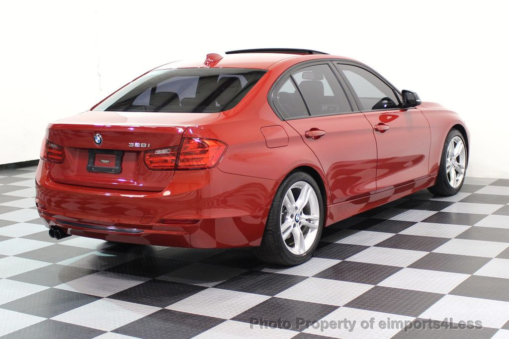 2013 BMW 3 Series CERTIFIED 328i SPORT LINE NAVIGATION - 17537737 - 31