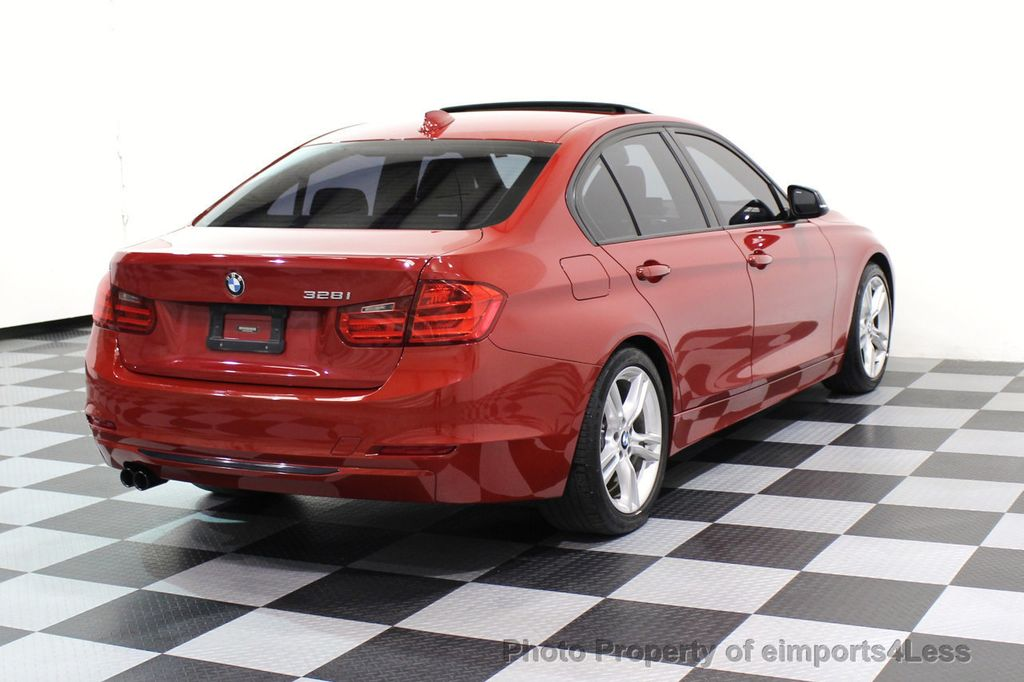 2013 BMW 3 Series CERTIFIED 328i SPORT LINE NAVIGATION - 17537737 - 3