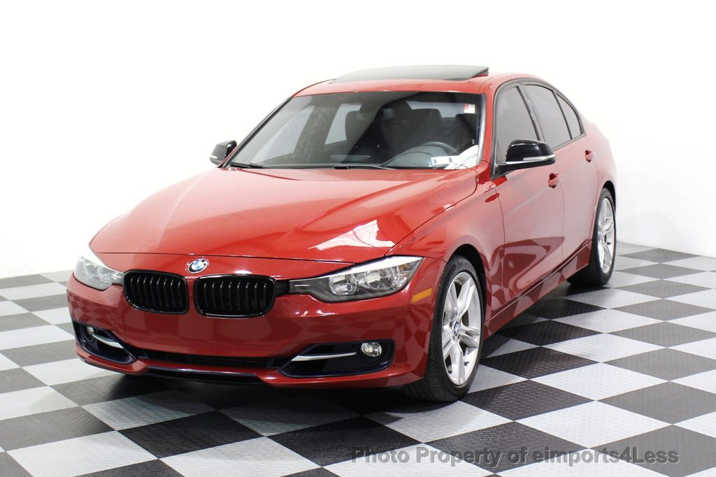 2013 BMW 3 Series CERTIFIED 328i SPORT LINE NAVIGATION - 17537737 - 41