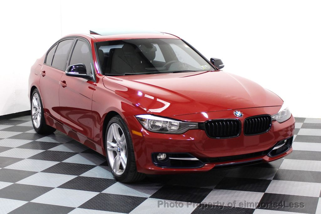 2013 BMW 3 Series CERTIFIED 328i SPORT LINE NAVIGATION - 17537737 - 42