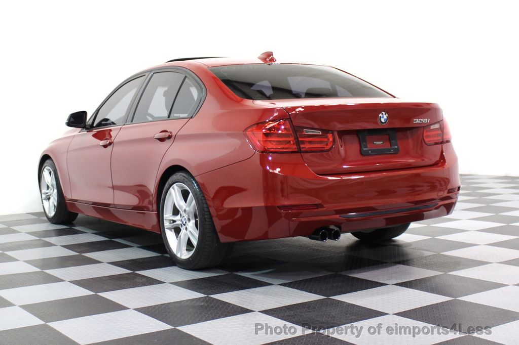 2013 BMW 3 Series CERTIFIED 328i SPORT LINE NAVIGATION - 17537737 - 43