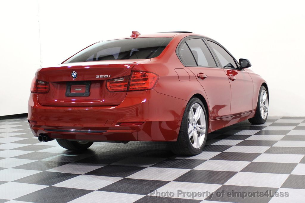 2013 BMW 3 Series CERTIFIED 328i SPORT LINE NAVIGATION - 17537737 - 44