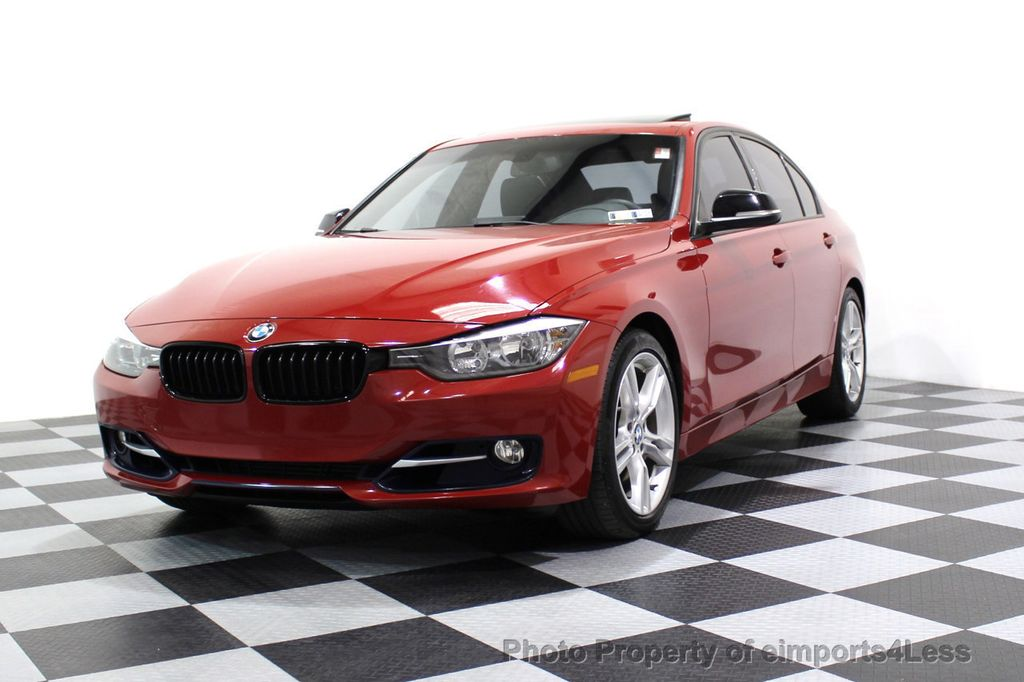 2013 BMW 3 Series CERTIFIED 328i SPORT LINE NAVIGATION - 17537737 - 45