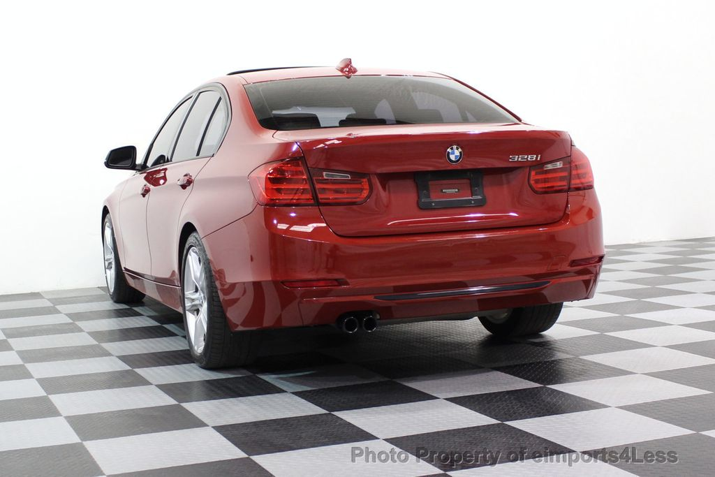 2013 BMW 3 Series CERTIFIED 328i SPORT LINE NAVIGATION - 17537737 - 46