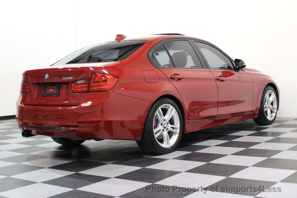 2013 BMW 3 Series CERTIFIED 328i SPORT LINE NAVIGATION - 17537737 - 47