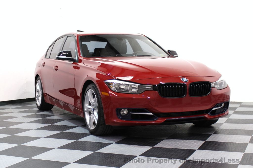 2013 BMW 3 Series CERTIFIED 328i SPORT LINE NAVIGATION - 17537737 - 48