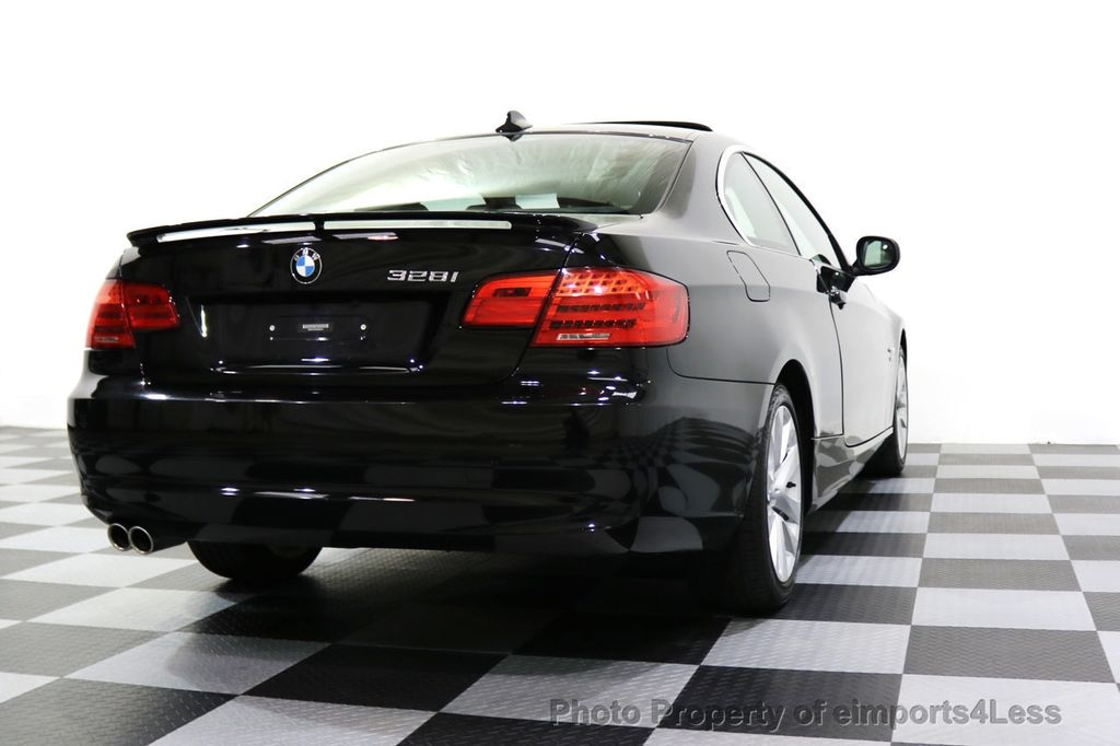2013 BMW 3 Series CERTIFIED 328i xDRIVE AWD NAVIGATION - 17624015 - 43