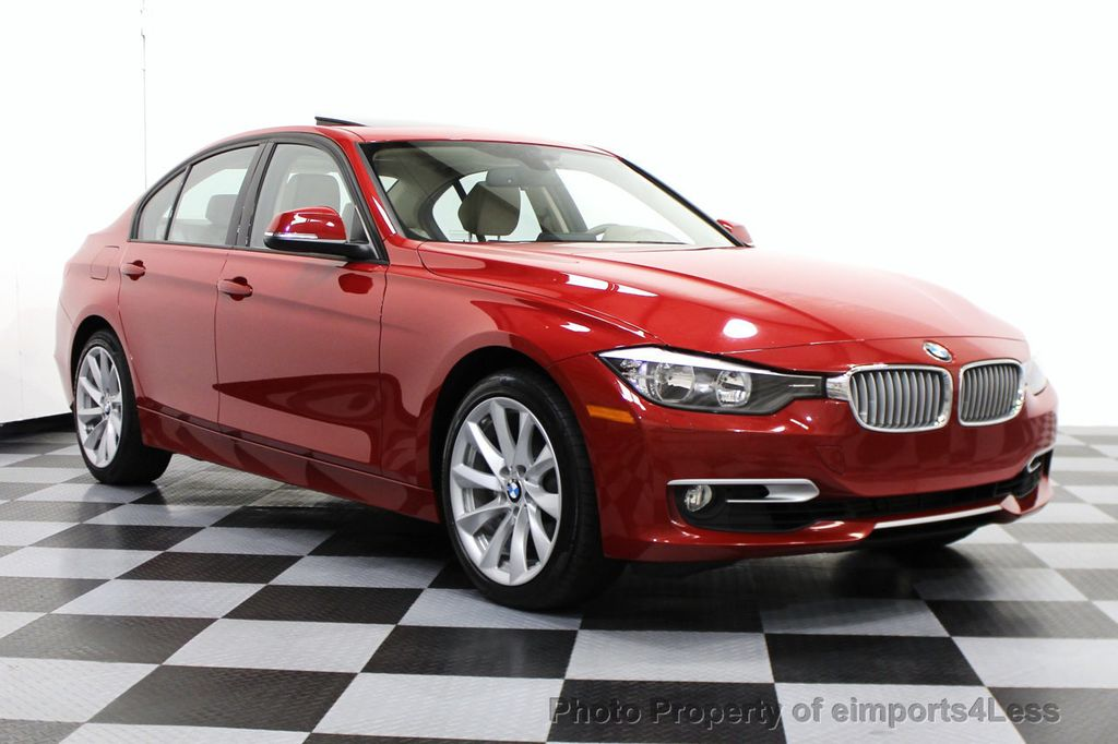 2013 used bmw 3 series certified 328i xdrive modern line for Bmw modern line