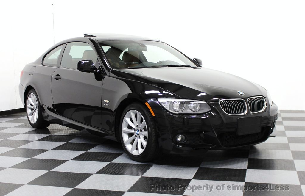 2013 used bmw 3 series certified 328i xdrive m sport awd - Bmw 3 series m sport coupe ...