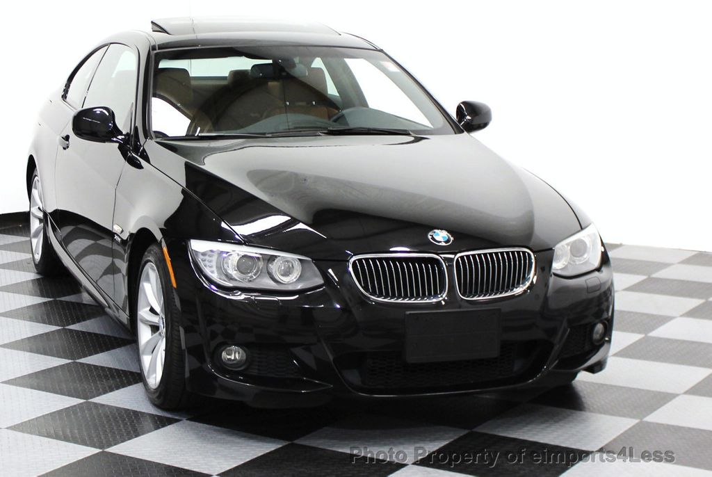 Used BMW Series CERTIFIED I XDRIVE M Sport AWD COUPE - 2013 bmw 328i m sport package