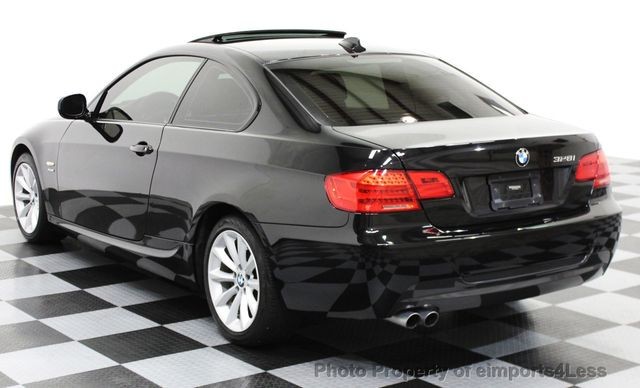 Used BMW Series CERTIFIED I XDRIVE M Sport AWD Coupe - Bmw 328i m package