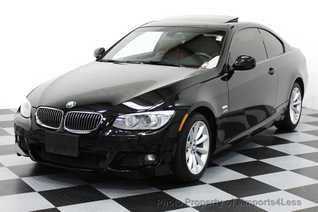 2013 Used BMW 3 Series CERTIFIED 328i xDRIVE M Sport AWD Coupe