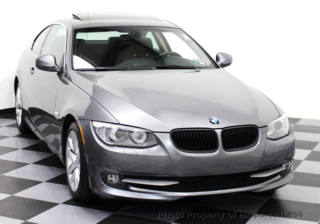2013 used bmw 3 series certified 328xi awd coupe navigation at eimports4less serving doylestown. Black Bedroom Furniture Sets. Home Design Ideas