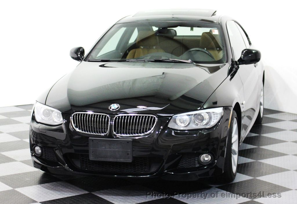 2013 used bmw 3 series certified 328xi xdrive awd coupe m sport 6 spd navi at eimports4less. Black Bedroom Furniture Sets. Home Design Ideas