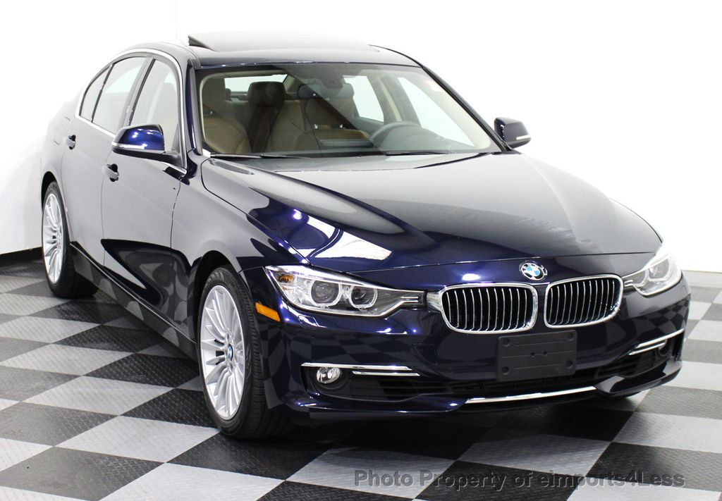 2013 Used Bmw 3 Series Certified 328xi Xdrive Awd Luxury