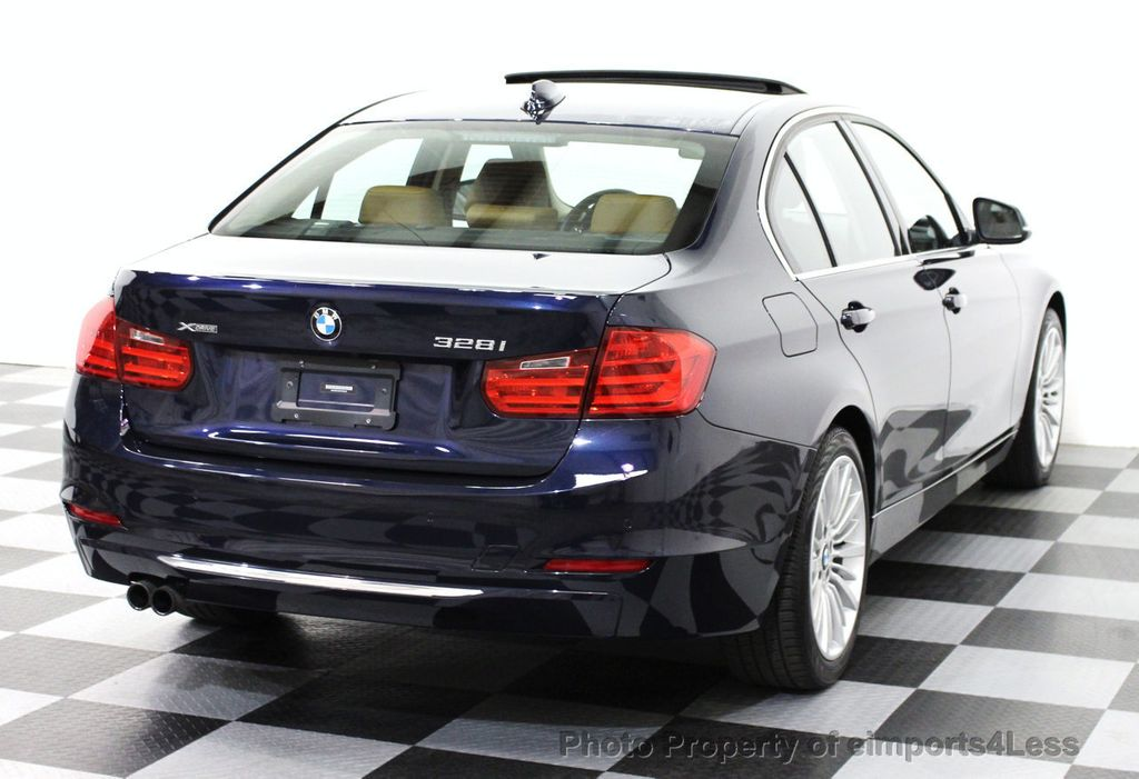 2013 used bmw 3 series certified 328xi xdrive awd luxury line sedan navigation at eimports4less. Black Bedroom Furniture Sets. Home Design Ideas