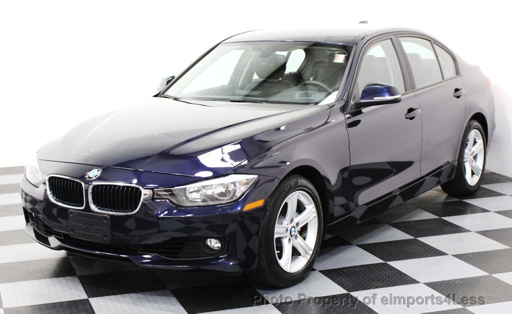 2013 used bmw 3 series certified 328xi xdrive awd sedan. Black Bedroom Furniture Sets. Home Design Ideas