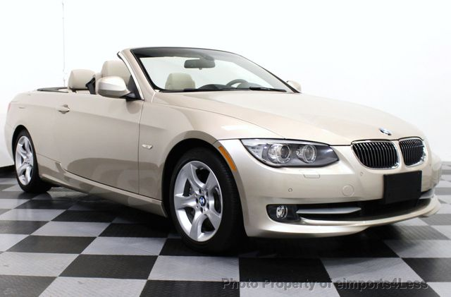 Used BMW Series CERTIFIED I CONVERTIBLE LOGIC - 2013 bmw 335i convertible