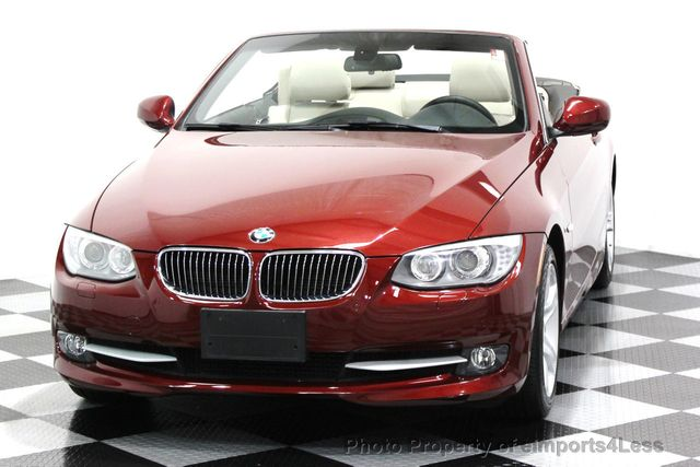 2013 BMW 3 Series CERTIFIED 335i CONVERTIBLE NAVIGATION - 16237481 - 12
