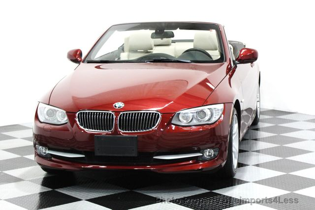 2013 BMW 3 Series CERTIFIED 335i CONVERTIBLE NAVIGATION - 16237481 - 13