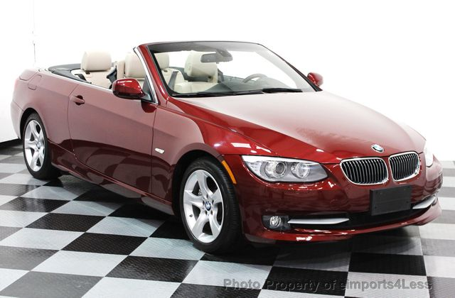 2013 BMW 3 Series CERTIFIED 335i CONVERTIBLE NAVIGATION - 16237481 - 14