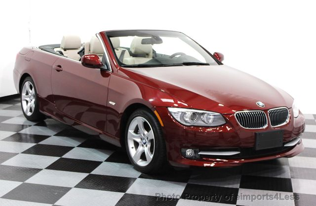 2013 BMW 3 Series CERTIFIED 335i CONVERTIBLE NAVIGATION - 16237481 - 15