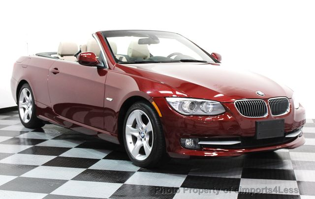 2013 BMW 3 Series CERTIFIED 335i CONVERTIBLE NAVIGATION - 16237481 - 1