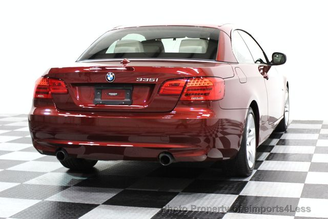2013 BMW 3 Series CERTIFIED 335i CONVERTIBLE NAVIGATION - 16237481 - 19