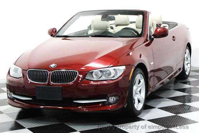 2013 BMW 3 Series CERTIFIED 335i CONVERTIBLE NAVIGATION - 16237481 - 22